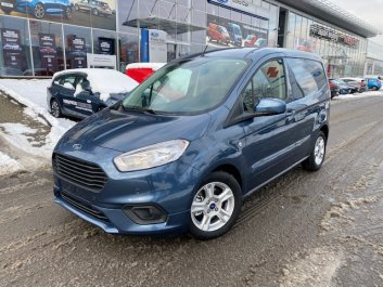 FORD Courier LIMITED 2020R.