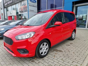 FORD Tourneo Courier  2020R.